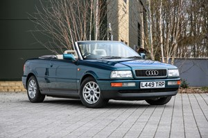 Diana, Princess of Wales'  personal Audi Convertible, stirs up interest before sale